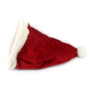 Christmas Hat Pet Nest   Bed for Cat