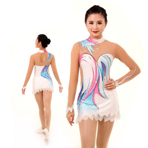 Custom Artistic gymnastics Competition Gymnastics leotard Kids Performances leotards