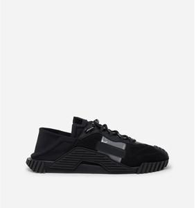 kutusu ve toz torbası Klasik Kauçuk taban Süper Flex nedeni ayakkabılar Düz örme kumaş ile ns1 spor ayakkabılar kadın