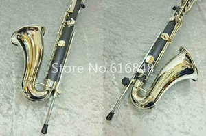 New Arrival High Quality Musical Instrument Black Tube Clarinet JUPITER JBC1000N Bass Clarinet B Flat Clarinet with Case Mouthpiece