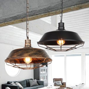 펜던트 라이트 산업 펜던트 라이트 Retro hanging lights 빈티지 램프 American loft pendant home lighting fixtures