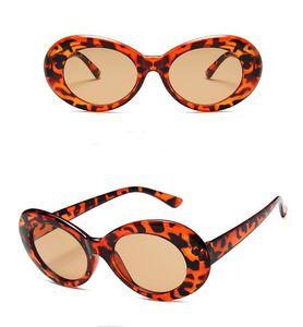 Clout Brille NIRVANA Kurt Cobain Brille Classic Vintage Retro Oval Sonnenbrille Alien Shades 90er Jahre Sonnenbrille Punk Rock Brille MOQ 10 Paare