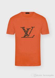 2020 novos menswear primavera / verão T-shirt do desenhador mangas curtas, olho moda impresso ocasional roupa ao ar livre 6 cores M-6xl # 8038