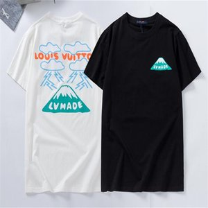 2020 Summer Fashion Men's Casual Letter Print Hip Hop T Shirt Medusa Men Tops T-Shirts Male O-neck Hiphop Short Sleeve Gym Sport Tees