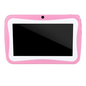 7 Inch Children's Tablet Android Dual Camera Wifi Educational Game Gift Children Music Gift Student pc learning machine
