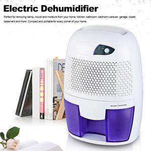 Elétrica Air desumidificador portátil Mini Air Dehumidifier Moisture Absorber para uso doméstico Cozinha Escritório Basement Bedroom