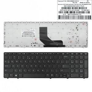 HP 프로 북 6560B 6565B 6570B 6575B 키보드 미국 641180-001 없음 포인터 미국 노트북 수리 키보드에 대한 새로운 영어 노트북 키보드
