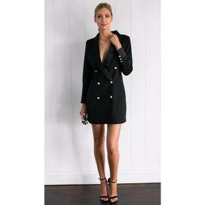 all'ingrosso giacca Europa Stati Uniti tuta professionale nuova giacca petto grande cappotto a doppio formato per la donna per il lavoro