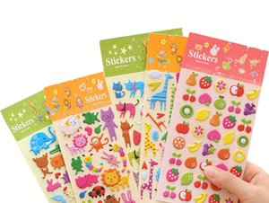 Wholesale Sticker Cartoon Sticker Gift Free Shipping!!