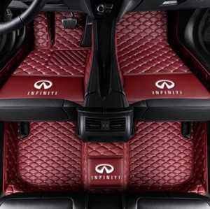 For Fit Infiniti G37 2008~2013 luxury custom Waterproof Non-slip Car Floor Mats custom Car Floor Mat Non toxic and inodorous