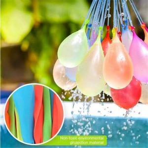Llena de agua globo de juguete para la diversión del niño adulto Mágico Deportes acuáticos globos al aire libre Jardín Playa Piscina juguete