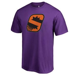 Оптовые продажи Phoenix Suns Девин Букер DeAndre Ayton баскетбольные Футболки на заказ любые имя и номер мужчин и женщин толстовки тройника