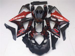 Bodys für SUZUKI GSXR1000 2007 ~ 08 Rahmen neue 14HC.30 GSXR1000 K8 07 08 GSXR1000 2007 2008 Verkleidungs-Kit