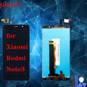 Mejor calidad LCD para Xiaomi Hongmi redmi Note3 pantalla LCD de pantalla táctil sin el capítulo Reemplazo del conjunto del 100% Probado entrega rápida