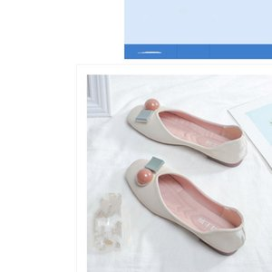 2020 Spring and Autumn with New style fashion flat bottom Square head Women's shoes @MQWBH651