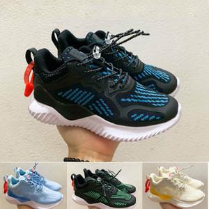2020 Discount Alphabounce 3.0 Summer Breathe Children Running shoes boy girl youth kid sport Sneaker size 28-35