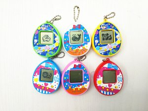 12 Styles Newest Tamagotchi Electronic Pets Toys 90S Nostalgic 168 Pets in One Virtual Cyber Pet Toy Tamagochi Penguins toy free L581