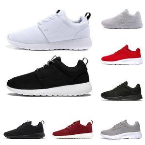 2020 nike roshe one pas cher Tanjun Run Chaussures de course pour hommes femmes coureurs triple noir blanc rouge respirant mens formateur londres baskets de sport