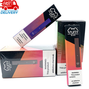 Security Code Puff Bar Disposable Device 280mAh Battery 1.3ml Cartridge Vape Pen USA Market Hot made in China