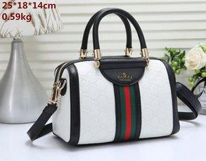 Qualitäts-Frauen-Modedesigner-Kissen-Handtaschen PU-Leder-Rucksack-Beutel für Frauen-Kette Schultertasche Damen Handtaschen Umhängetasche 88