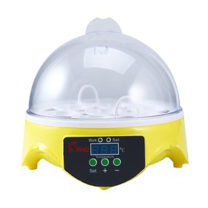Unico Automatic 7 Eggs Turning Incubator Chicken Hatcher Temperature Control