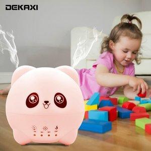 DEKAXI USB électrique Aroma Diffuseur 300ml Cartoon Mini Huile essentielle pour Diffuseur d'air Humidificateur Mute ultrasons Mist Maker enfants