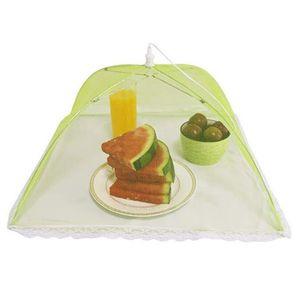 Pop Up Mesh Screen Food Cover Protect Food Cover Tent Dome Net Umbrella Picnic Food Protector OOA8055