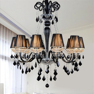oda Kitchen Living Large kristal avize aydınlatma Lüks kristal ışık Moda avize kristal Modern Büyük avizeler