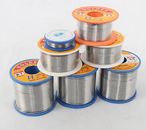 Solder Wire Tin Rod High Purity Lead-Free Tin Wire Welding Wire With Rosin Soldering Iron Electric Welding Universal Welding Material Mini
