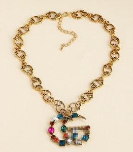 Fashion South Korea Europe and America Personality Baroque Retro Big Letters Diamond Stud Earrings Necklace Bracelet Set Free Shipping