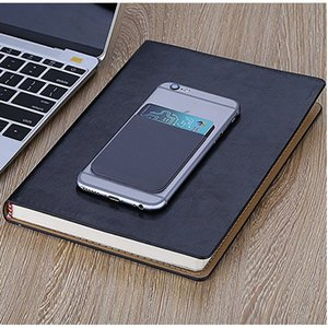 Wholesale Personalized Customize Logo Mobile Phone Pocket Anti-radiation Mobile Phone 3M Back Stickers Card Slot for Smartphone