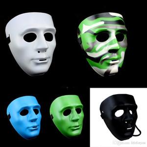 máscara JabbaWockeez masquerade máscaras bola máscara do disfarce Festival de Natal máscaras de máscaras hip-hop dança JabbaWockeeZ Máscara festivo do partido
