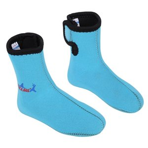 3MM Неопрен Подводное плавание Носки для Мужчины Женщины Keep Warm Wetsuit Winter Spearfishing МОРСКИЕ Бич Swim носки Серфинг Boots