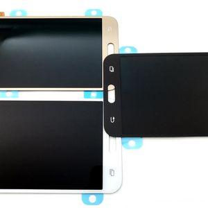 Samsung Galaxy için J5 2015 J500 J500F J500G J500M J500H Telefon LCD Ekran Digitizer Dokunmatik Ekran Değiştirme