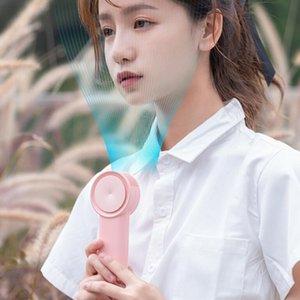 Творческое Голые мини-вентилятор USB зарядка Ручной портативный вентилятор, размер: 229 × 73 × 59 мм