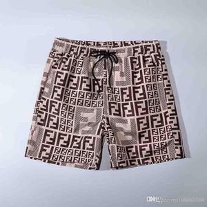 APP 2020 F verano pantalones cortos de playa de lujo de los hombres del diseñador de los pantalones desgaste de la moda de alta calidad pantalones cortos con monograma de los hombres de ## 009