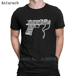 The Boondock Saints And Shepherds We Shall Be T Shirt Plus Size 5xl Leisure Famous Formal Tee Shirt New Style Designing Shirt