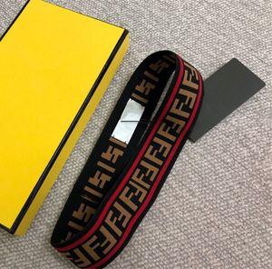 Diseñador caliente elástico para hombre las mujeres de la venda de las vendas del diseño de la estrella bandas para la cabeza cintas para el pelo estilo de letra bufanda principal Estrella regalos retro Turban