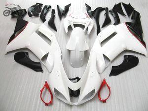 Customize Injection fairing kit for Kawasaki 2007 2008 Ninja ZX6R ZX 6R 636 ZX636 07 08 Chinese road racing fairings bodywork