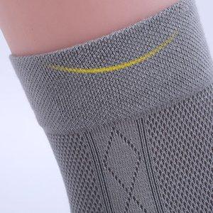 20SS Chegada Nova Mens estilista Socks Homens Mulheres Alta Qualidade Casual Meias Homens do estilista de Basquete Esporte Sock Adolescente Meias Tamanho Grey