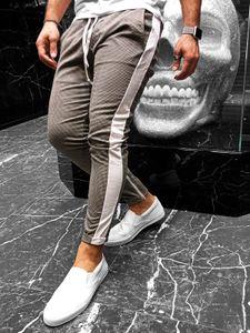 Erkekler Pantolon Keten İpli Keten Pantolon Düz Tam Boy katı Keten Pamuk Ev Erkekler Pantolon Moda Pantolon Keten Boyut M-2XL