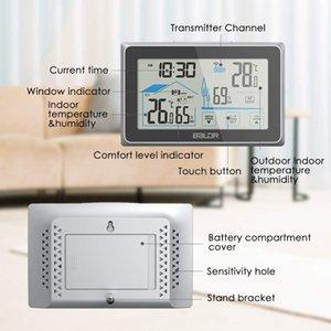Baldr Digital Wireless Outdoor Temperature Humidity Meter Gauge Hygrometer Thermometer 000