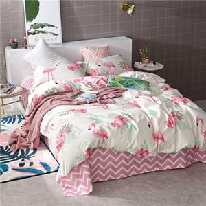 커버 세트 만화 이불 커버 어린이 침대 시트와 베개 이불 침구 세트 2TJ-61002을 침대 (38 개) 4 개