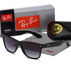 nnngghet fgjdfrdh 2019 clásico de alta calidad gafas de sol piloto diseñador de la marca para mujer para hombre Gafas de sol Gafas Metal Vidrio Lenses1885