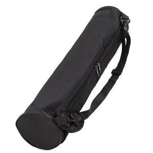 Yoga Minderi Çantası Taşınabilir Tuval Yoga Minderi Carry Omuz Çantası Pilates Egzersiz Pad Taşıyıcı Su geçirmez sırt çantası