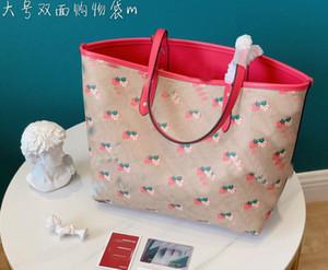 New Fashion Basketball Women Handbag Leather Shoulder Crossbody Bag Feminina Bolsos Ladies Claire Voie Tote Reversible Composite Bag