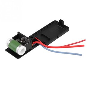 uto eplacement Parts Air-conditioning Installation 1Pcs Car Engine Cooling Radiator Fan Motor Resistor for Mini Cooper R50 R52 R53 2003 2...