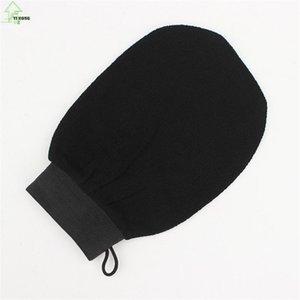 Black Dead Skin Tools, Bath Use ,exfoliating bath glove hammam scrub mitt morocco glove