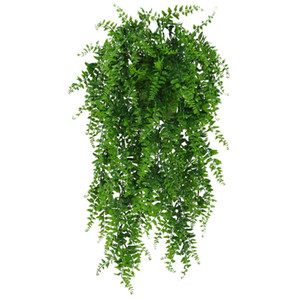Artificial Plants Vines Fern Fake Hanging Plant Ivy Greenery Vine for Home