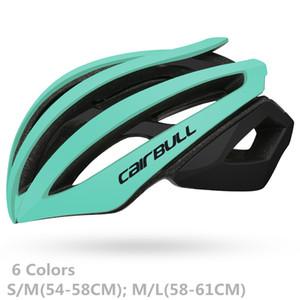 2019 Nuovo SLK20 casco da bicicletta Ultralight corsa casco della bici donne degli uomini di sicurezza Sport MTB Mountain Road Equitazione M / L